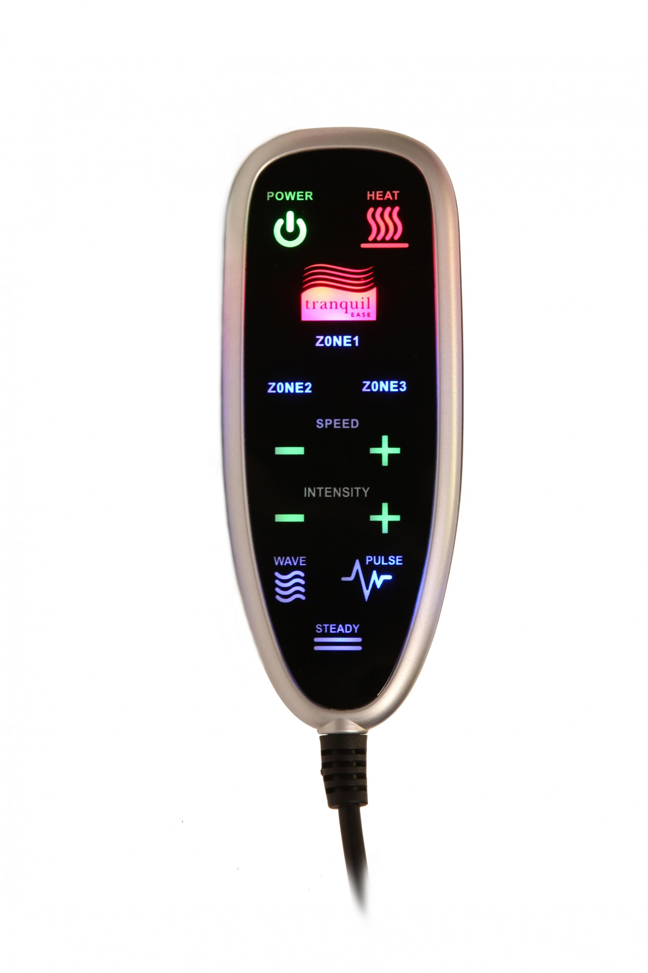 10 - Motor Touch Sensor Massage & Heat System