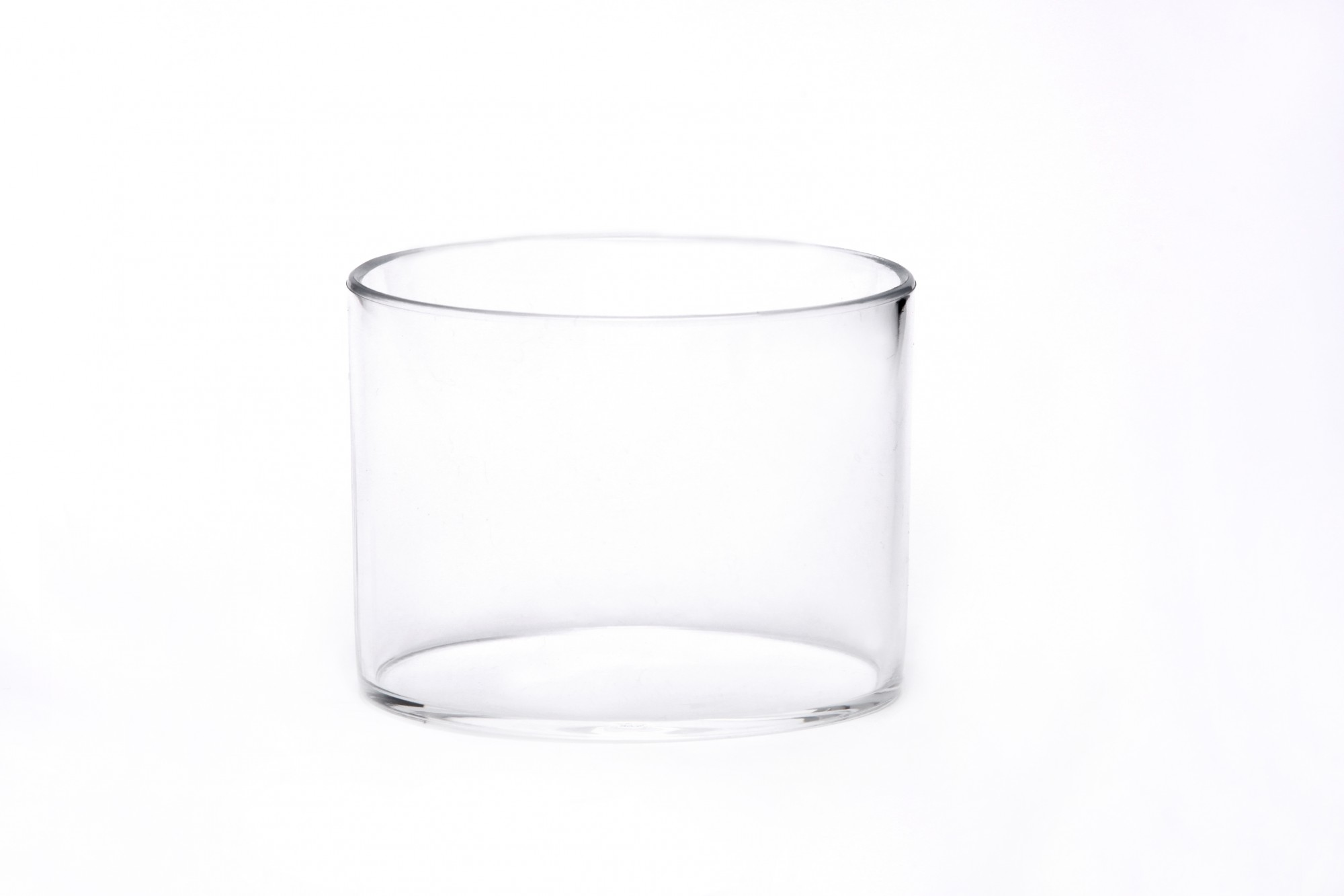 CLEAR PLASTIC CUPHOLDER INSERT