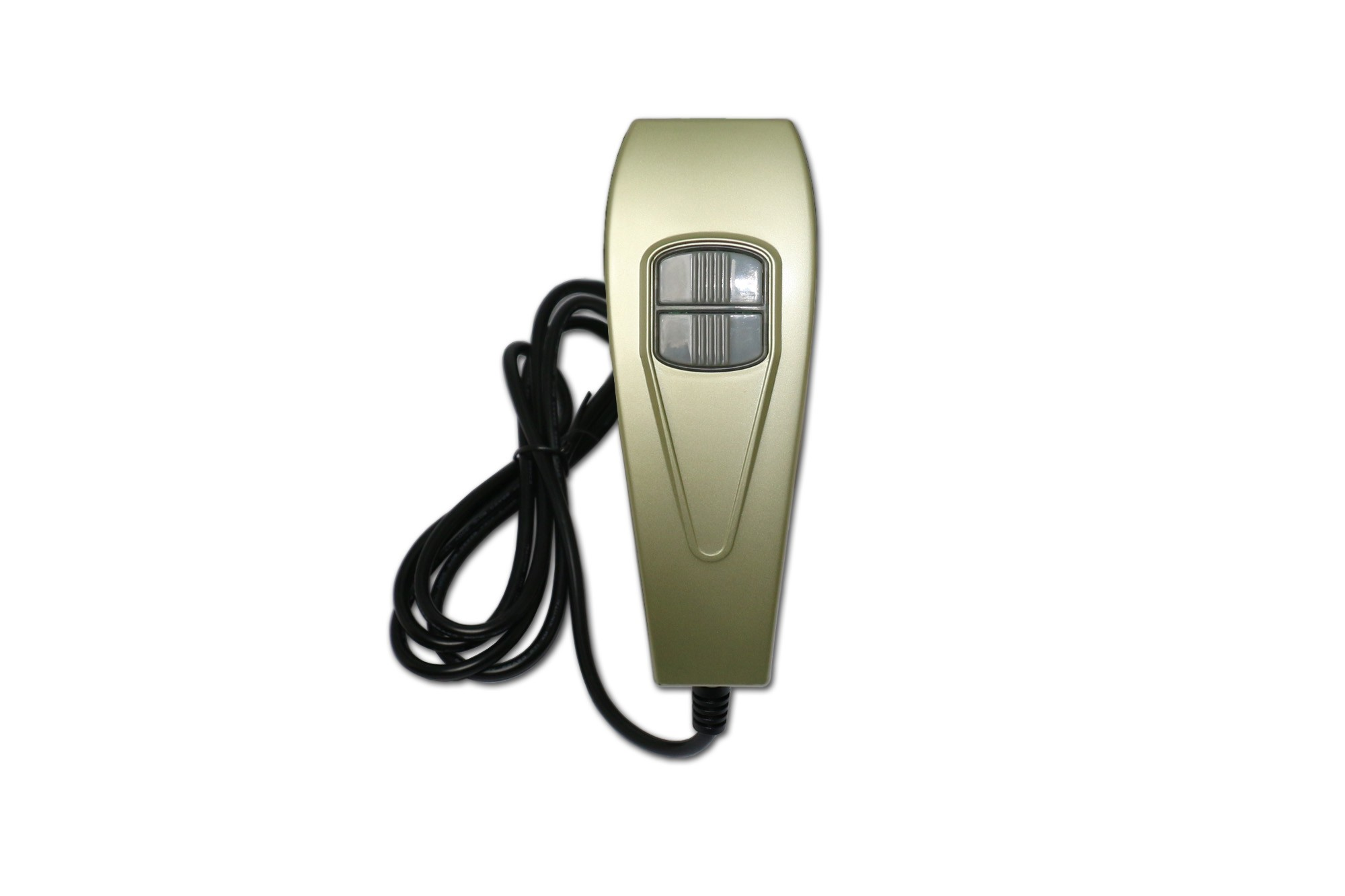 Wired handset remote control for single motor
