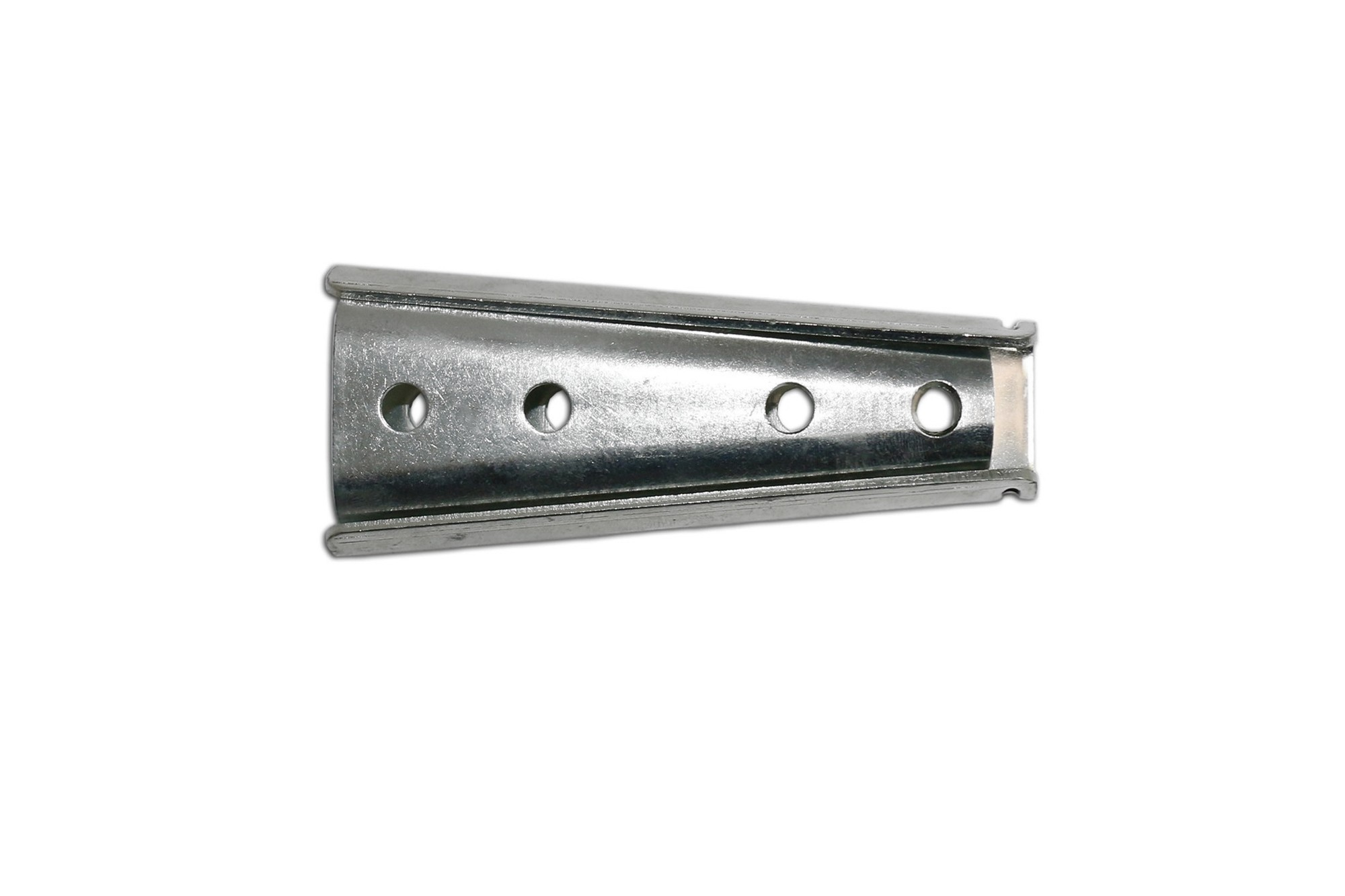 Slide in lock bracket