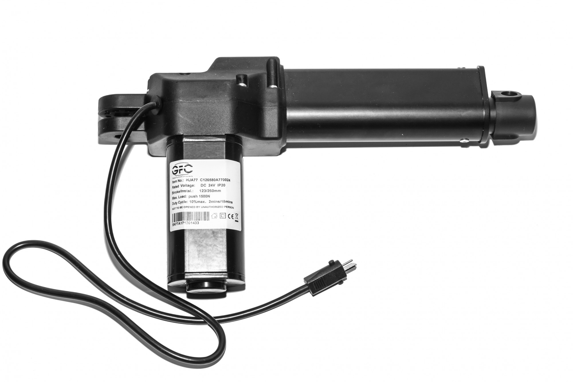 HOME THEATER ACTUATOR