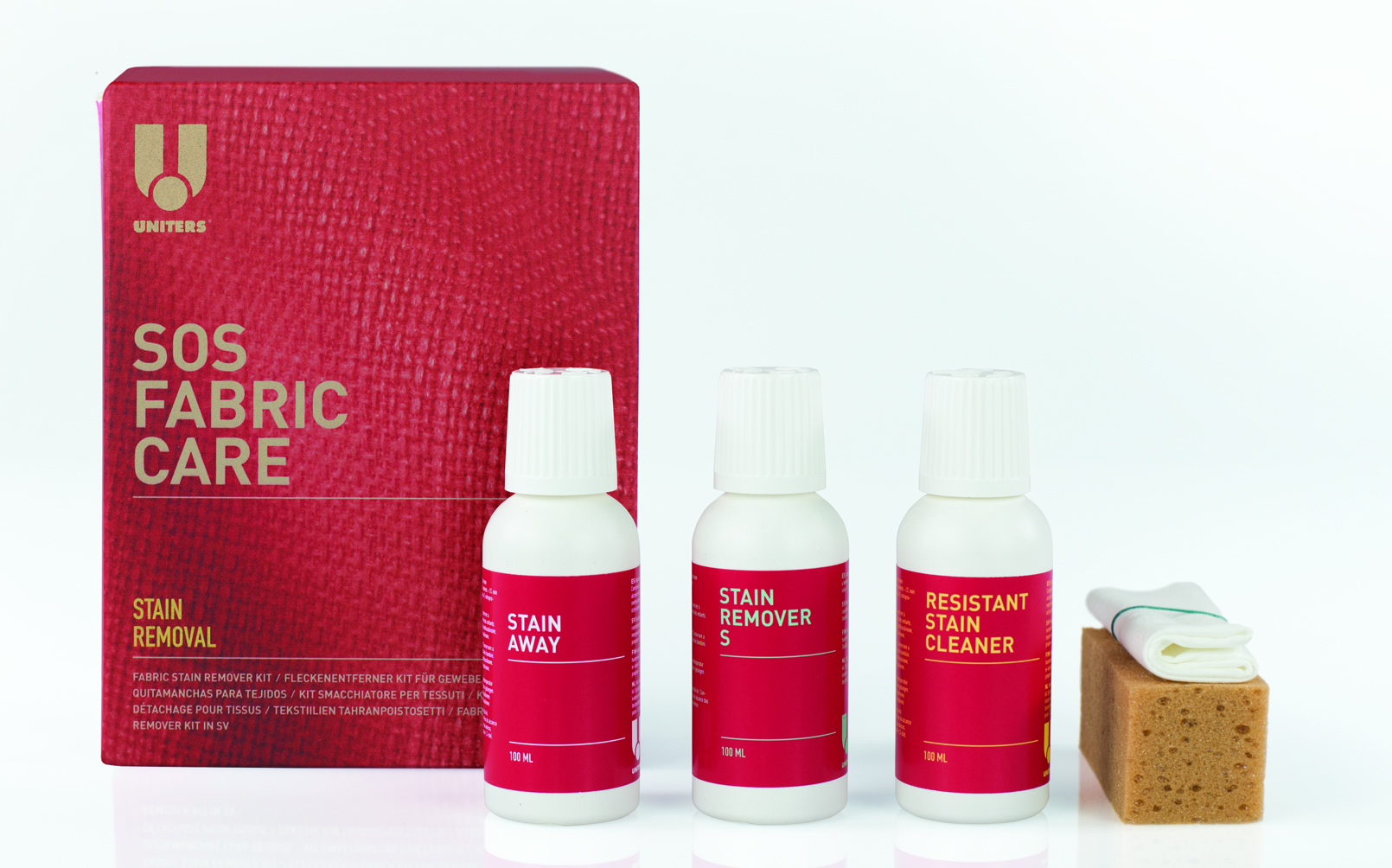 SOS FABRIC CARE KIT