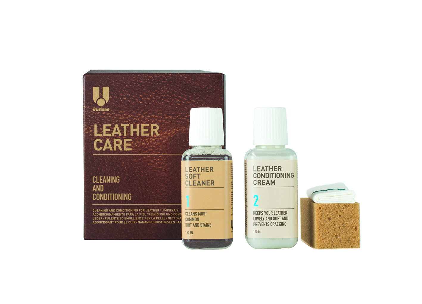LEATHER CARE KIT MIDI