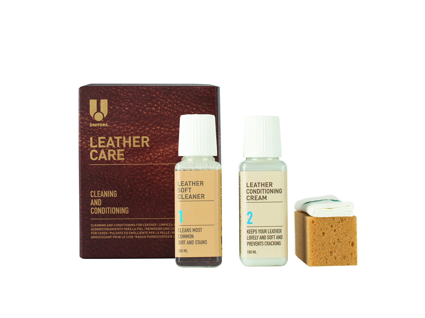 LEATHER CARE KIT MINI