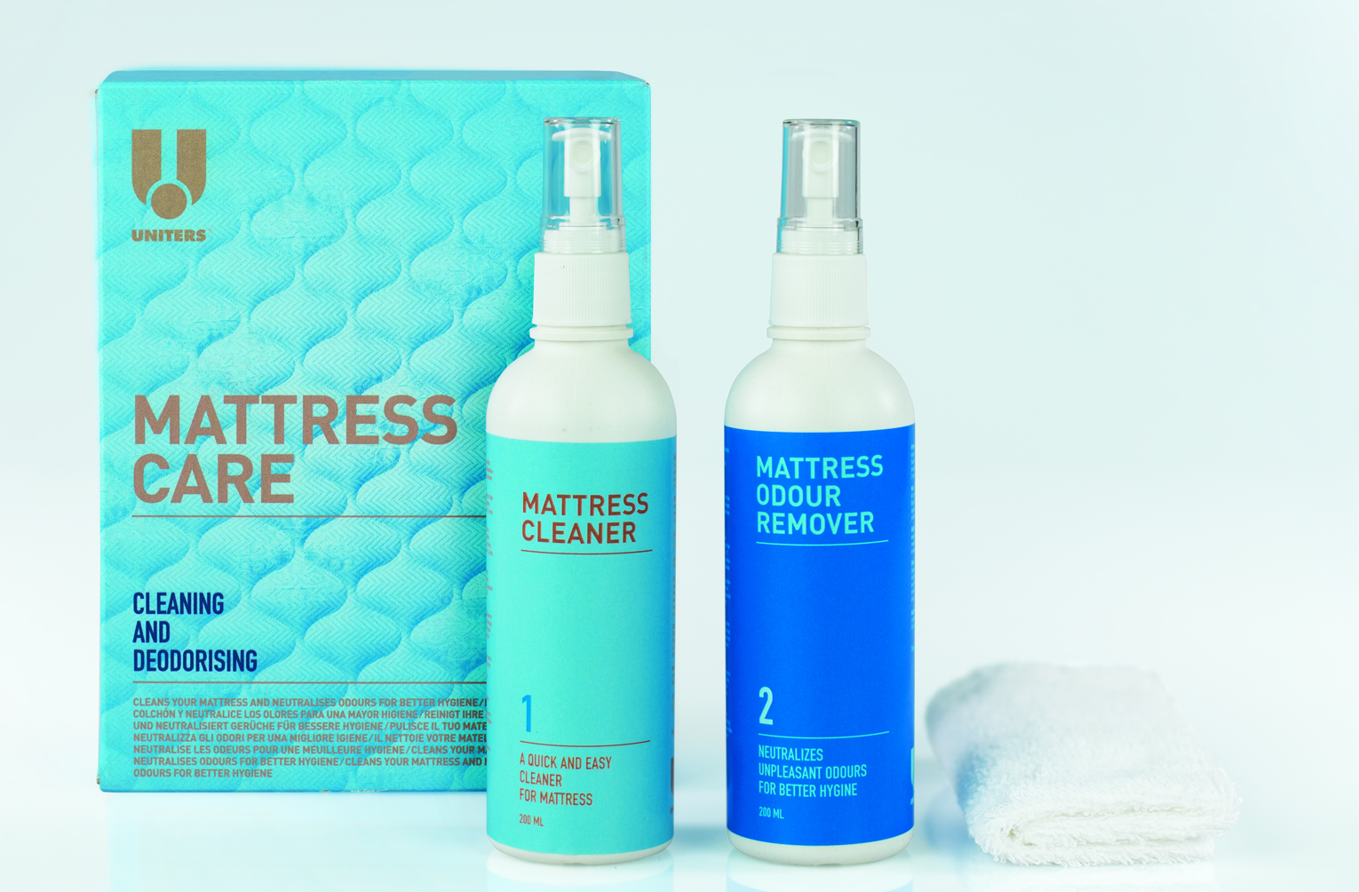 MATTRESS CARE KIT