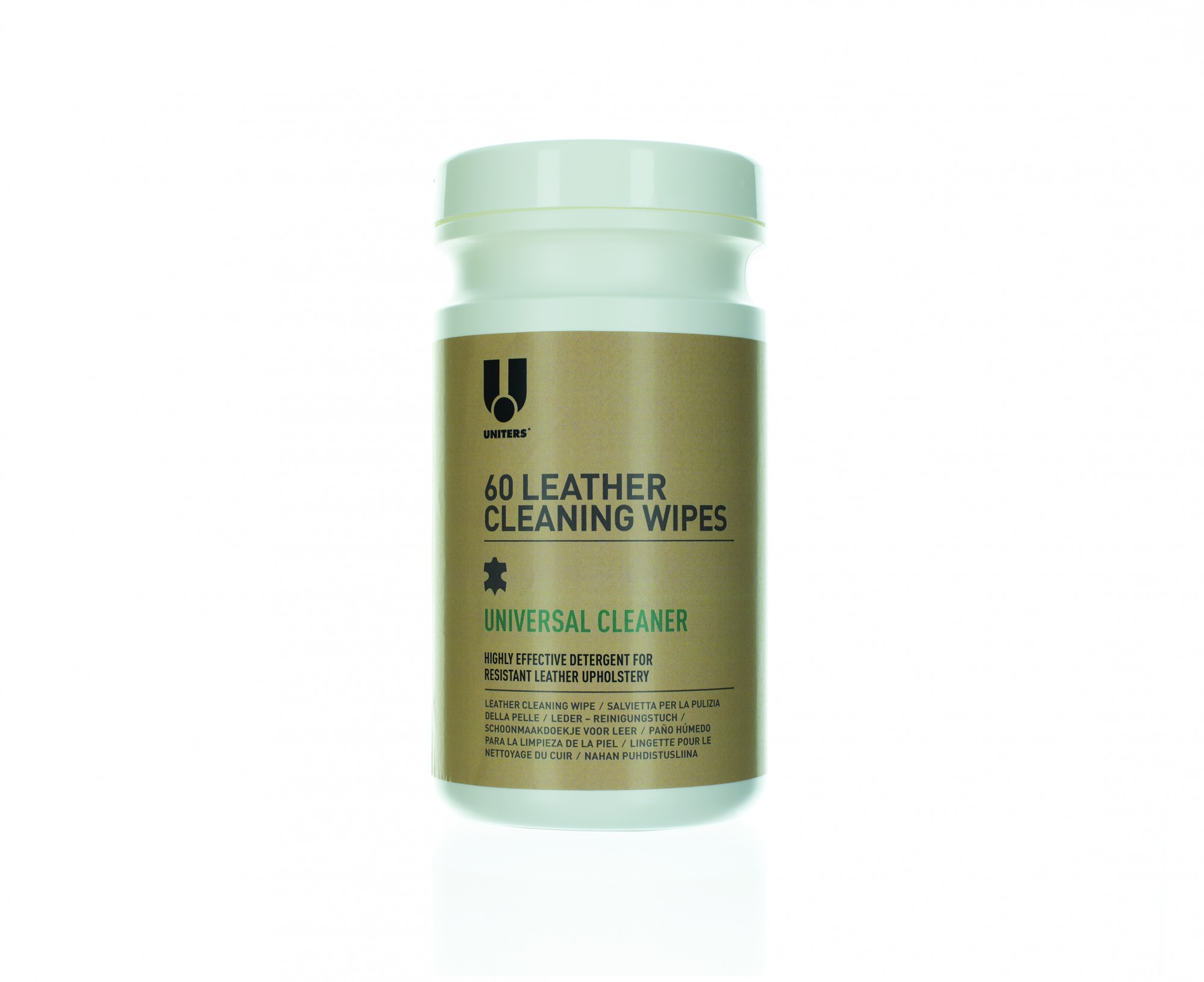 UNIVERSAL CLEANER 60 WIPES